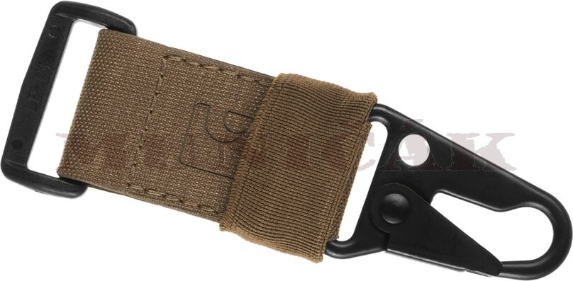CLAW GEAR Rear End Kit Snap Hook - coyote, (23062)