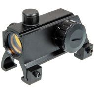 AIM-O Kolimátor MP5 Red Dot Sight - čierny