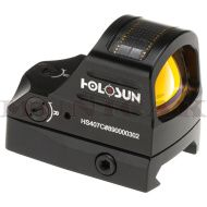 HOLOSUN Kolimátor Red Dot Sight ((HS407C))