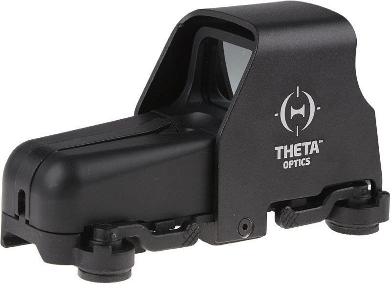 THETA OPTICS Kolimátor TO553 Red Dot Sight - čierny