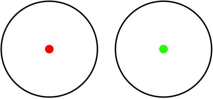THETA OPTICS Kolimátor Compact Evo Red Dot, (THO-10-011605-00)