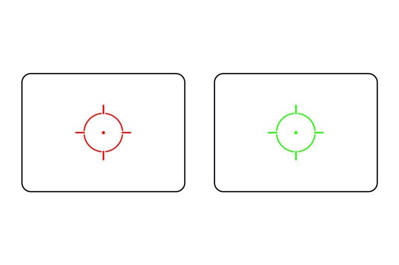 THETA OPTICS Kolimátor XTO Red Dot Sight - čierny - čierny, (THO-10-010997-00)