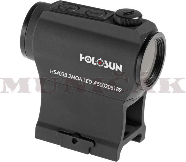 HOLOSUN Kolimátor Red Dot Sight (HS403B)