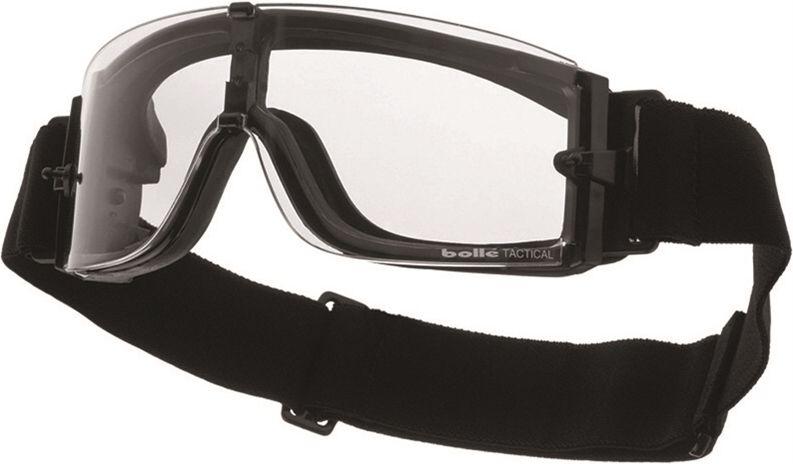 BOLLÉ Taktické okuliare X800 - číre sklo, (15634000)