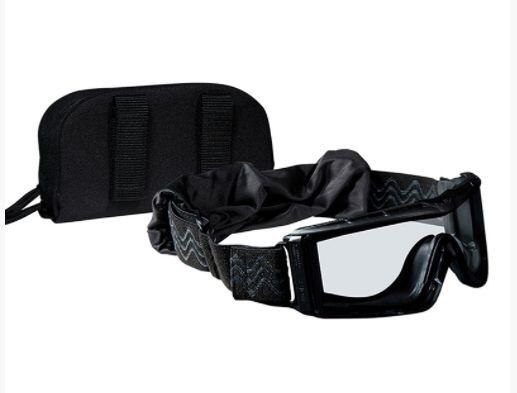 BOLLÉ Taktické okuliare X810 - čierne
