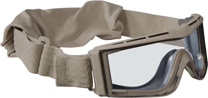 BOLLÉ Taktické okuliare X810 - pieskové