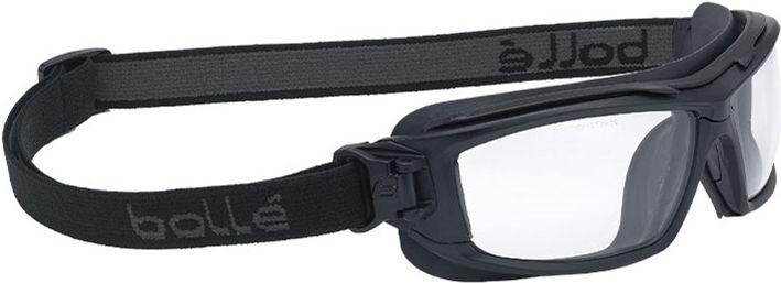 BOLLÉ Taktické okuliare BSSI ′ULTIM8′ - číre sklo