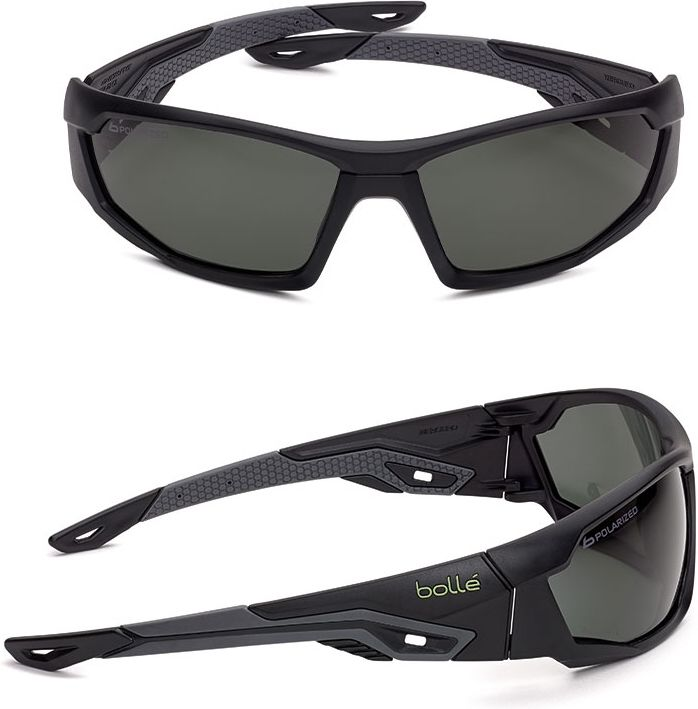 BOLLÉ Taktické okuliare MERCURO POL. - dymové sklo