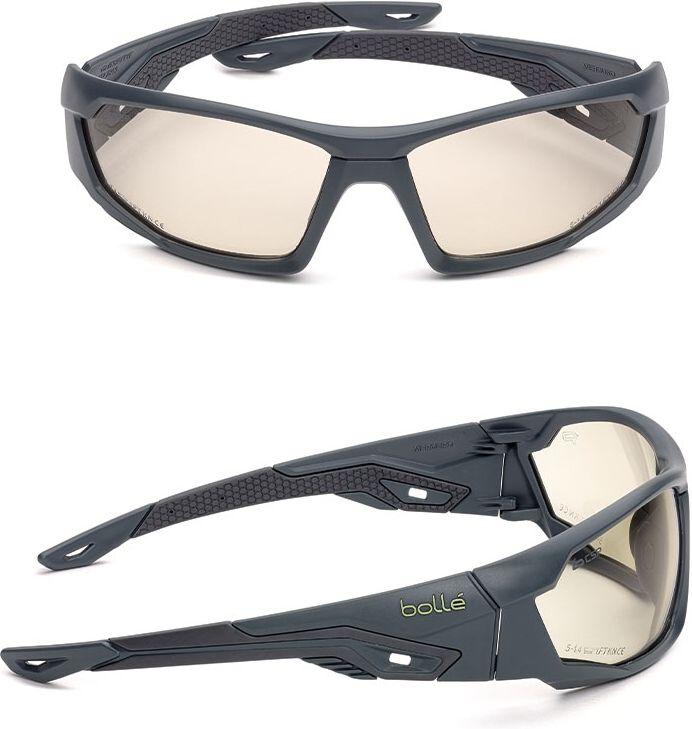 BOLLÉ Taktické okuliare MERCURO CSP - číre sklo