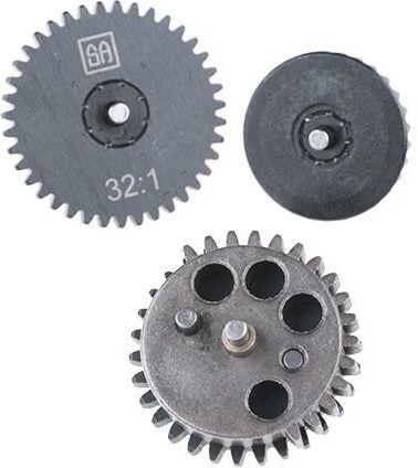 Specna Arms set ozub. kolies CNC 32:1, ver. II