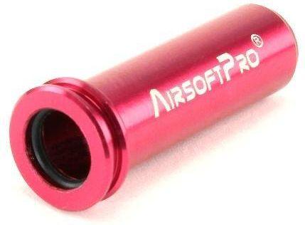 AirsoftPro CNC Hliníková tryska s dvojitým tesnením pre G36 - 24,3 mm