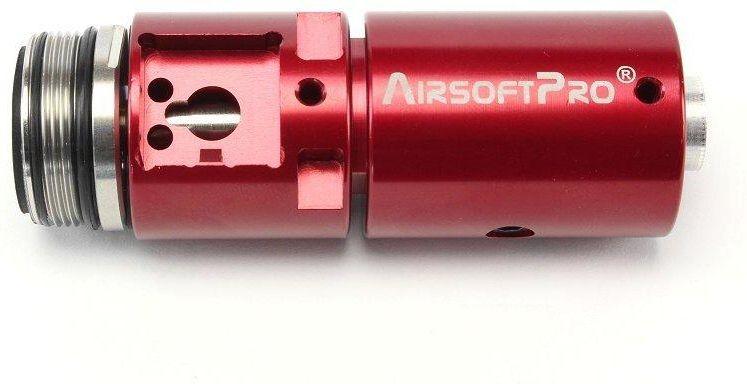 "AirsoftPro HopUp komora ""Double Lever"" Gen. 2 pre VSR-10, BAR-10,CM.701, MB 02,03"