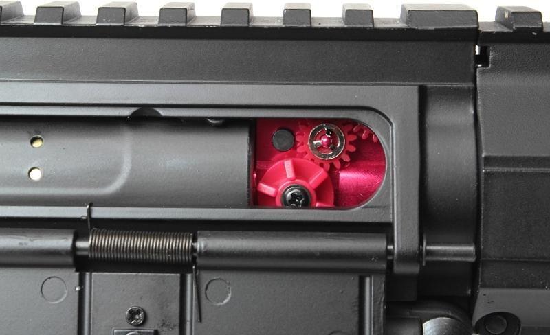 AirsoftPro CNC HopUp komora kompletná pre M4 - 3. generácie