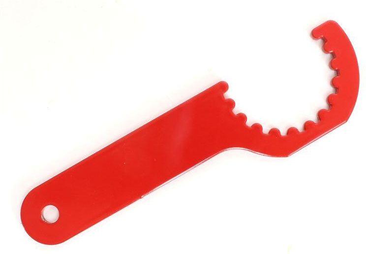 AirsoftPro Oceľový kľúč na matice predpažbia M4/M16