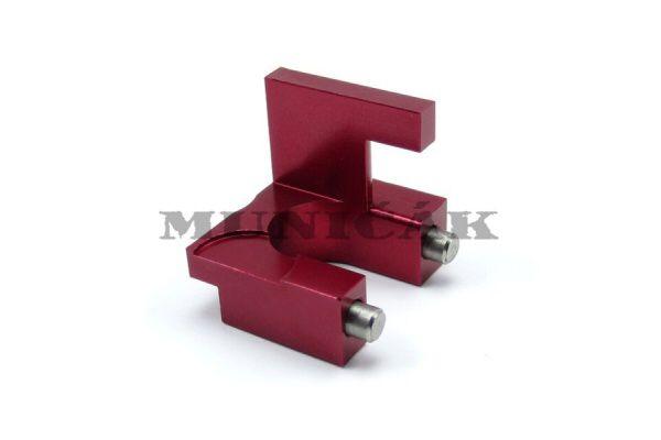 AirsoftPro CNC vzpera mechaboxu MBlock - verzia 2