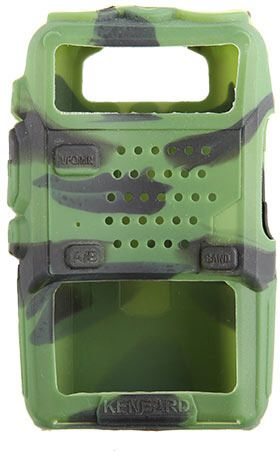 Baofeng silikónový obal pre vysielačku UV-5R - camo
