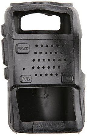 Baofeng silikónový obal pre vysielačku UV-5R - čierny
