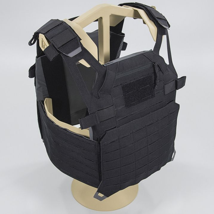 DIRECT ACTION Nosič plátov Spitfire Plate Carrier, Cordura - čierny, (PC-SPTF-CD5-BLK)