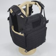 Nosič plátov DIRECT ACTION Spitfire® Plate Carrier - Cordura® - Čierny (PC-SPTF-CD5-BLK)