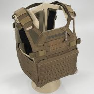 Nosič plátov DIRECT ACTION Spitfire® Plate Carrier - Cordura® - Coyote Brown (PC-SPTF-CD5-CBR)