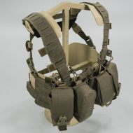 Chest Rig DIRECT ACTION Hurricane® Hybrid Chest Rig - Cordura® - Adaptive Green (CR-HRCN-CD5-AGR)