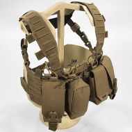 Chest Rig DIRECT ACTION Hurricane® Hybrid Chest Rig - Cordura® - Coyote Brown (CR-HRCN-CD5-CBR)