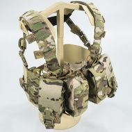 Chest Rig DIRECT ACTION Hurricane® Hybrid Chest Rig - Cordura® - Crye MultiCam® (CR-HRCN-CD5-MCM)