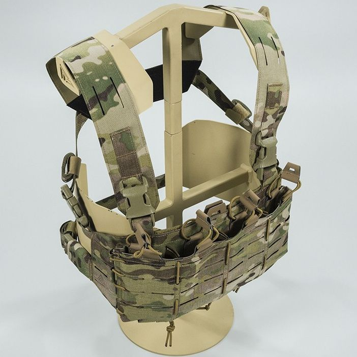 DIRECT ACTION Taktická vesta Tiger Moth, Cordura - crye multicam, (CR-TGRM-CD5-MCM)