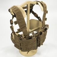 Chest Rig DIRECT ACTION Tempest® Chest Rig - Cordura® - Coyote Brown (CR-TMPT-CD5-CBR)