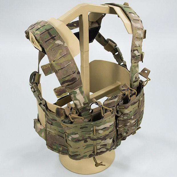 DIRECT ACTION Taktická vesta Tempest, Cordura - crye multicam, (CR-TMPT-CD5-MCM)
