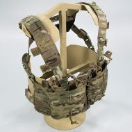 Chest Rig DIRECT ACTION Tempest® Chest Rig - Cordura® - Crye MultiCam® (CR-TMPT-CD5-MCM)