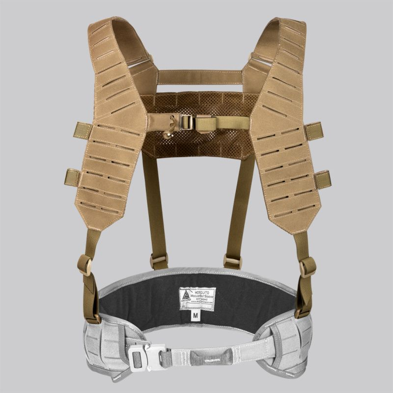 DIRECT ACTION Mosquito H-Harness, Cordura - coyote, (HS-MQHH-CD5-CBR)