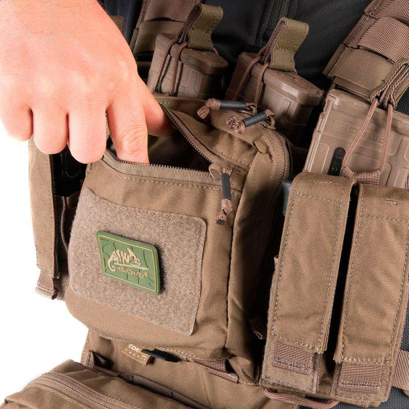 HELIKON Taktická vesta Training Mini Rig - šedá, (KK-TMR-CD-35)