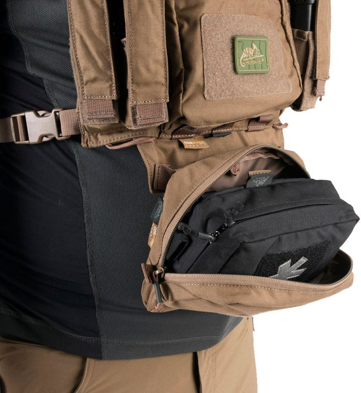 HELIKON Taktická vesta Training Mini Rig cordura - adaptive green / olivová (KK-TMR-CD-1202A)