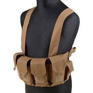 GFC Chest Rig M4-M16 - tan