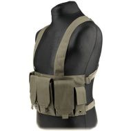 GFC Chest Rig M4-M16 - olivový