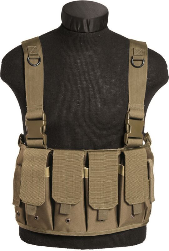 Chest Rig MagCarrier, coyote
