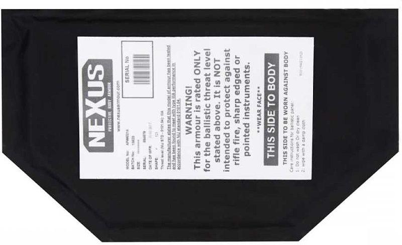 WARRIOR Nexus Level IIIa Soft Armour for the DropDown Velcro Utility Pouch (NEX-SFT-DDVUP)