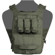 WARRIOR Assaulters Back Panel - olive drab (W-EO-ABP-MK1-OD)