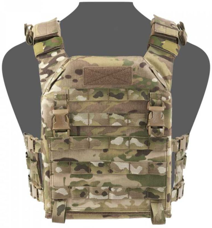 Warrior Recon Plate Carrier SAPI Multicam (W-EO-RPC-MC)