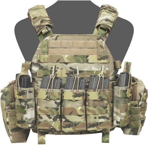 Warrior DCS DA 5.56mm Plate Carrier - MultiCam (W-EO-DCS-DA-556-MC)
