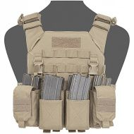 WARRIOR Elite Ops Recon Plate Carrier with Pathfinder Chest Rig - coyote (W-EO-RPC-MK1-CT)