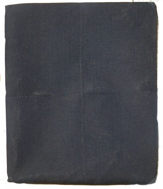 Balistický plát AR500 TBO7CZ, 265x315x6mm s aramidovou kapsou