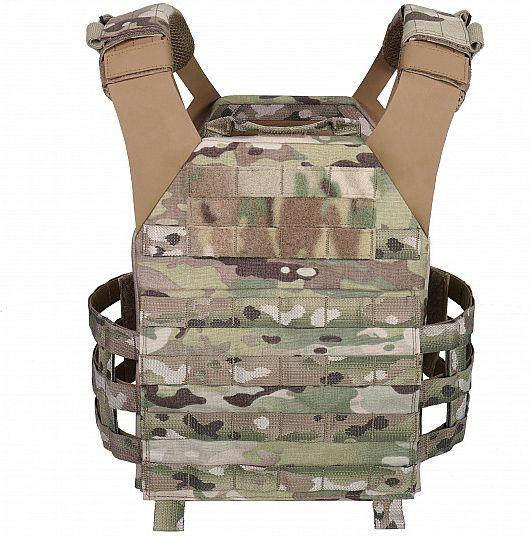 Warrior Low Profile Carrier With Ladder Sides MultiCam (W-EO-LPC-V2-L-MC)