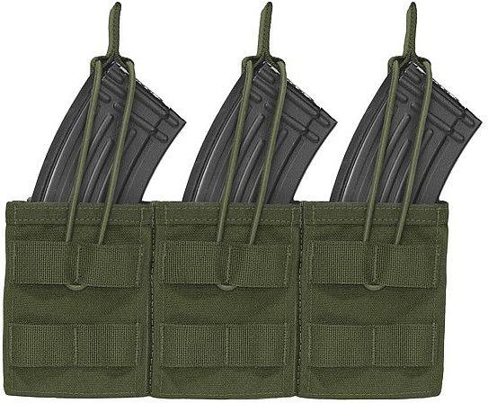 Warrior DCS AK 7.62mm Plate Carrier - Olive Drab (W-EO-DCS-AK-M-OD)