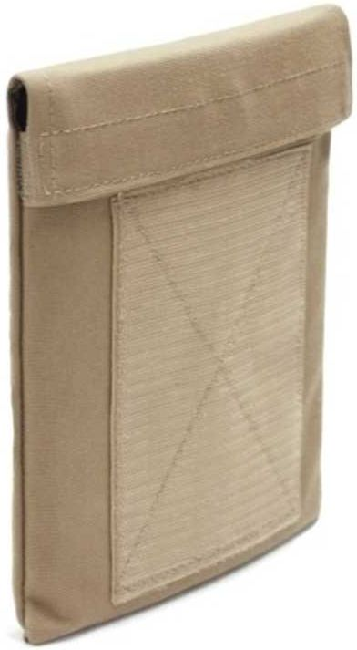 Warrior Side Armour Pouch DCS - Coyote Tan (W-EO-SAP-DCS-CT)