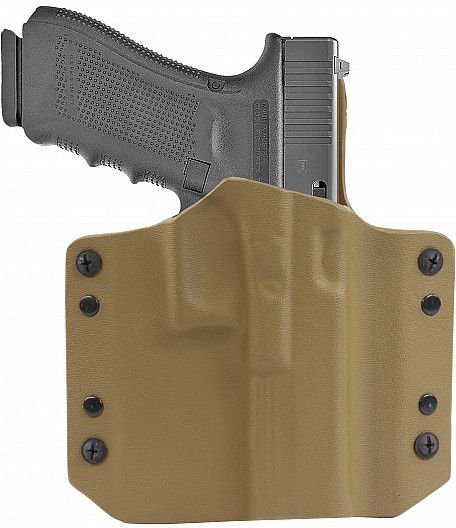 Warrior ARES Kydex Holster Glock-17 Coyote (W-EO-AHG17-CT)