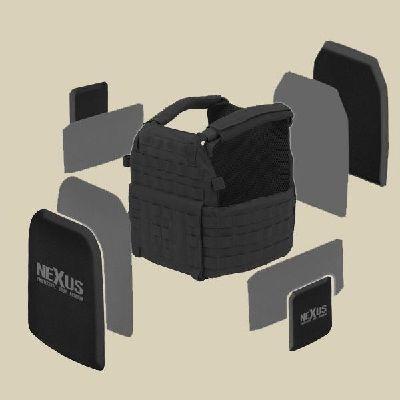 Warrior Universal Pistol Holder ATACS-FG (W-EO-UPH-ATFG)