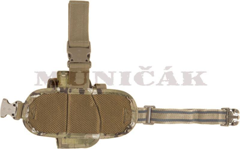 INVADER GEAR Stehenné puzdro na pištoľ - multicam, (9694)