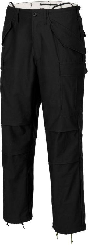 HELIKON Dlhé nohavice M65 - čierne, (SP-M65-NY-01)